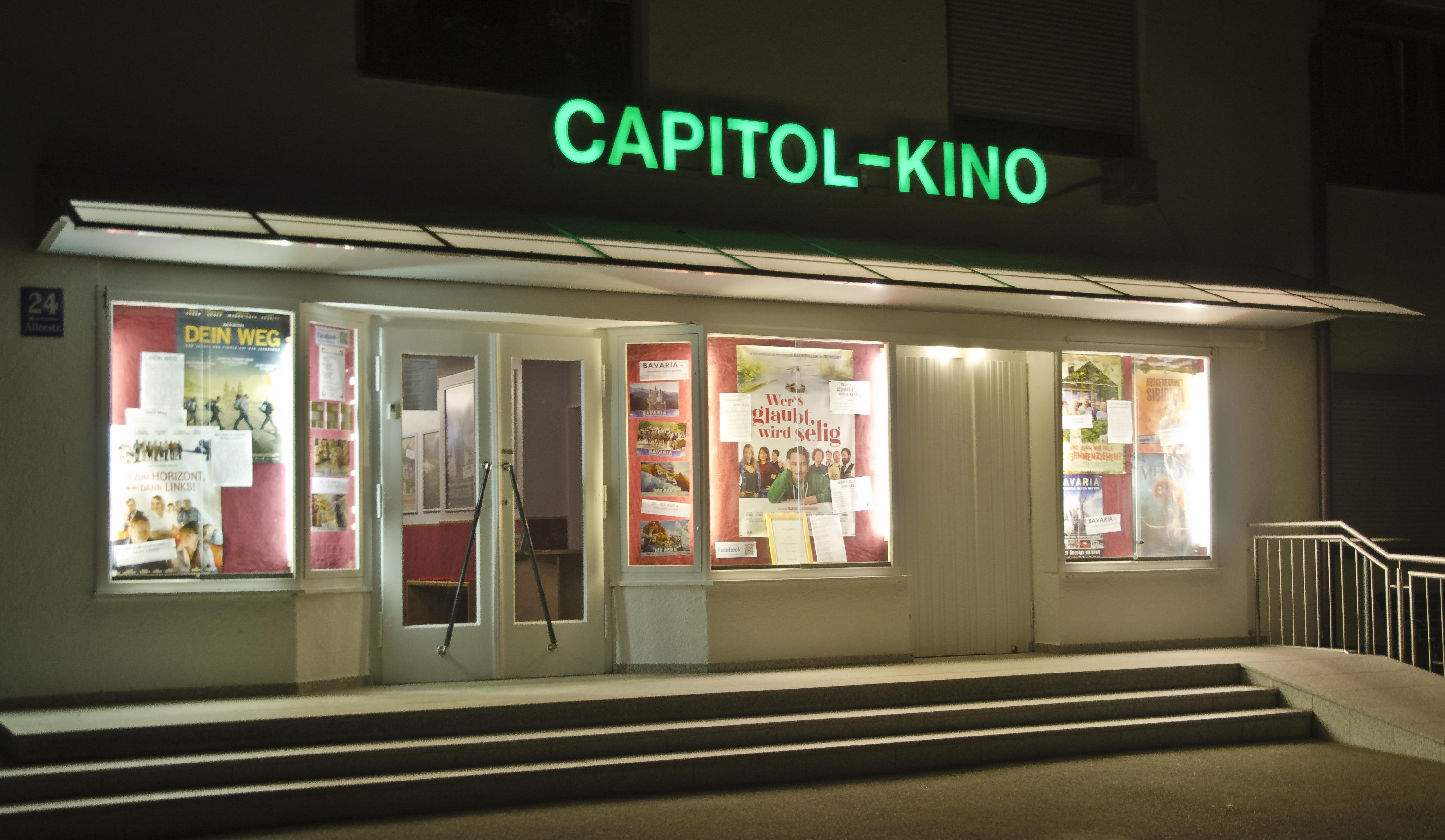 Capitol Kino Unterschleissheim