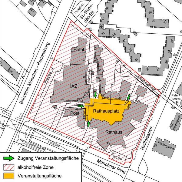 Einzelansicht Stadt Unterschleissheim
